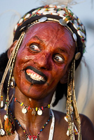 Commit Facial scarring in fulani tribe